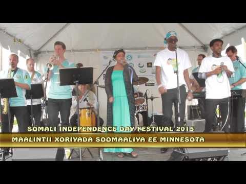 SOMALI INDEPENDENCE DAY FESTIVAL 2015