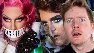 The Conspiracy Collection Reveal | Jeffree Star x Shane Dawson Reaction
