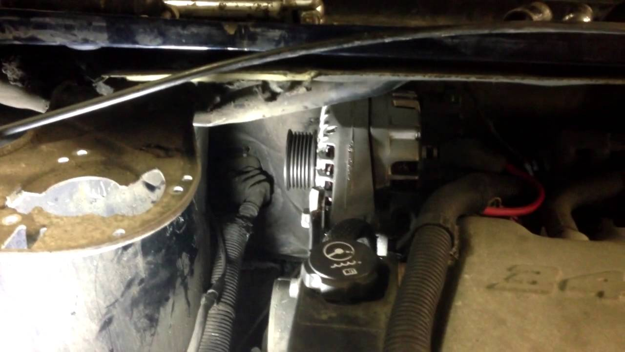 hight resolution of easy way to change the alternator montana van youtube montana van parts montana vans fuse box