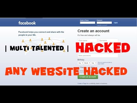 How To Hack A Website | Easiest Method | Simple Steps | Hack Any Website | 1 Minute/ 60 Seconds |