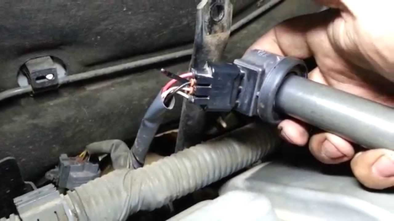 Broken Ignition Coil Wiring Connector? YouTube