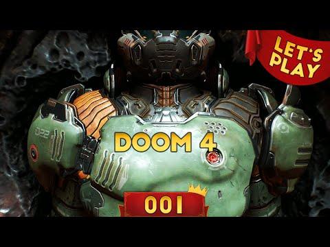 Doom 4 Deutsch #001 - I'll be back [Let's Play Doom 2016|Deutsch|German]