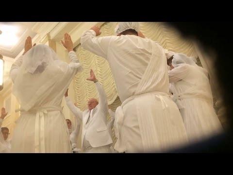 Hidden camera footage of a Mormon temple prayer circle [Gilbert Arizona Temple: June 29, 2016]