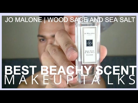 Get BEACHY with Wood Sage and Sea Salt | Jo Malone | MAKEUP TALKS