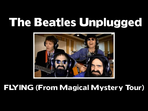 THE BEATLES  -  FLYING