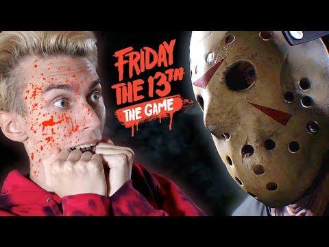 1 ГОД СПУСТЯ... ДЖЕЙСОН ВЕРНУЛСЯ!! ВЫЖИВАНИЕ В ПЯТНИЦА 13 (Friday the 13th: The Game)