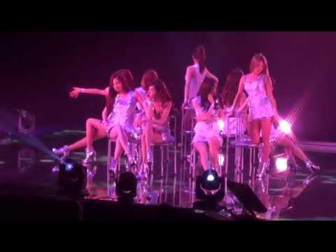 소녀시대(Girls' Generation) | Karma Butterfly | Love & Peace Tour 3rd