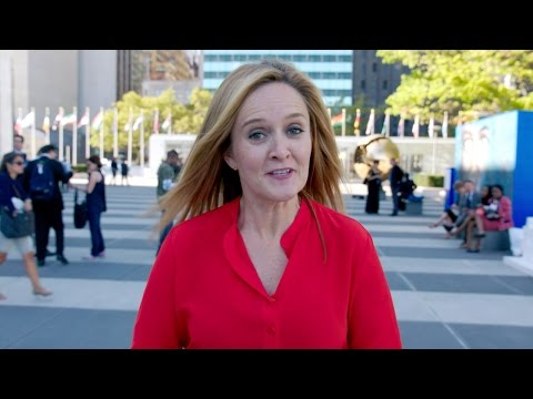 Web Extra: United Nations Tour   Full Frontal with Samantha Bee   TBS