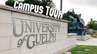 University of Guelph Campus Tour