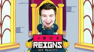 MANDZIO ZOSTAŁ KSIĘŻNICZKĄ! (Reigns Her Majesty)