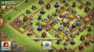 Clash of Clans | 2.Staffel | LEVEL 231+5 Sterne | Let's Play #13