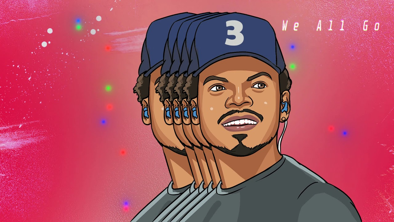 """[FREE FOR PROFIT] Chance the Rapper Type Beat // """"We All Go"""" // Prod. Lyric"""