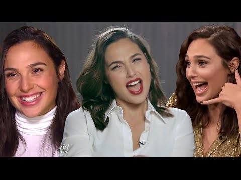 Gal Gadot Funny Moments 2017 || Wonder Woman
