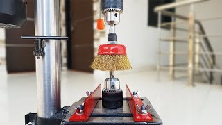 5 Amazing and Useful Ideas for Drill Press Machine