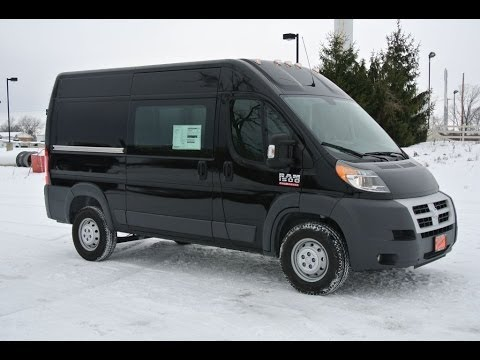 2014 Ram Promaster 1500 High Roof 136wb Cargo Van Dealer