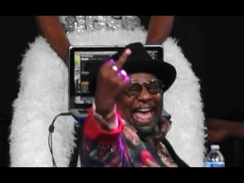 George Clinton & P-Funk Full Show (Part 2) - Artscape 2015, Baltimore ..........*HIGH QUALITY SOUND*