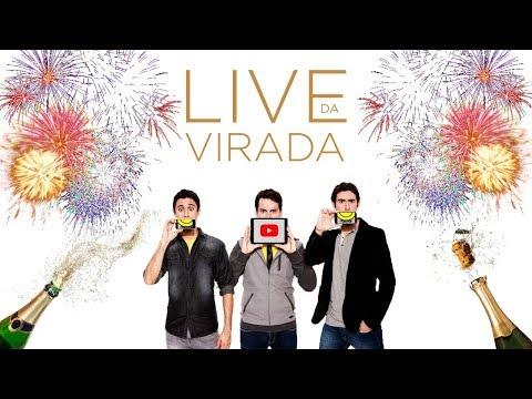 Live da virada!