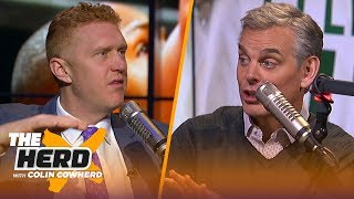 Brian Scalabrine: Celtics have 'long way' to go, agrees with Van Gundy about LeBron | NBA | THE HERD