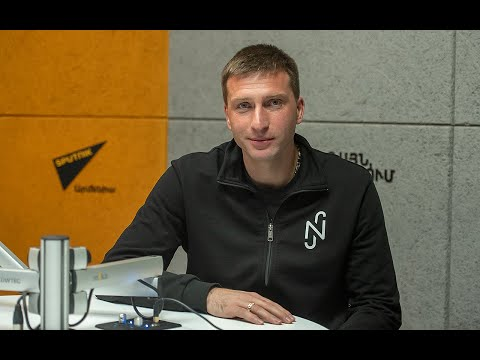 Экслюзивное интервью с вратарём сборной Армении по футболу Давидом Юрченко
