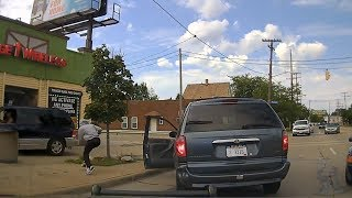 Man Escapes Brooklyn Ohio Police Chase