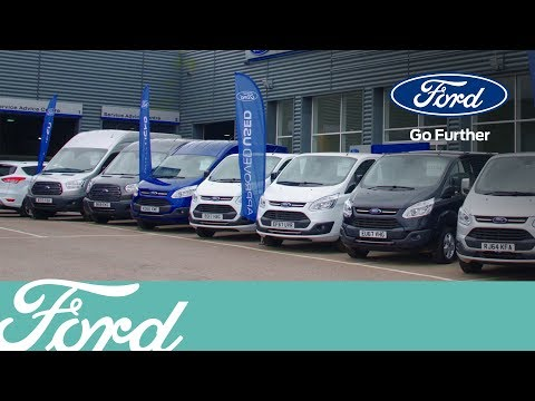 How To Refill Your AdBlue | Ford UK