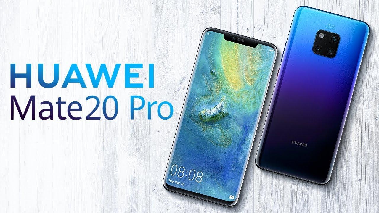 Buy Huawei Mate 20 Pro 128gb At Best Saudi Price In Jarir Bookstore