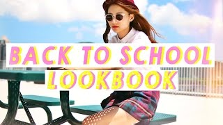 Back To School Lookbook 2014 Thumbnail