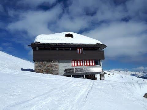 Capanna Campo Tencia (2140 M) – Skitour – 16.03.2020 – Val Leventina – Canton Ticino – Switzerland