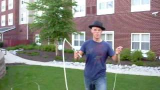 Bullwhip Cracking: Choosing the Length of your Whip