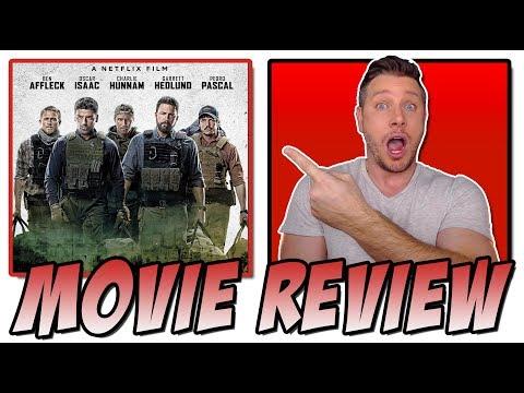 Triple Frontier (2019) –  Movie Review (A Netflix Original w/ Ben Affleck)