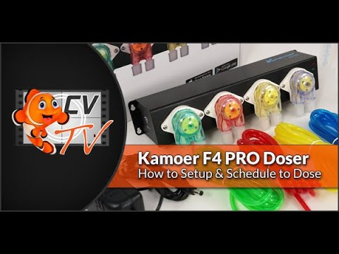 kamoer-f4-pro-wifi-doser:-how-to-setup-and-schedule-a-dosing-program-for-your-reef-tank
