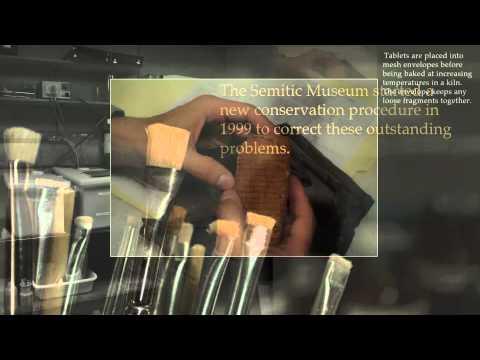 Cuneiform Tablet Restoration