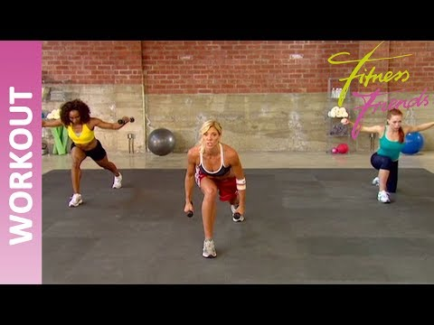 Jackie Warner Collector's Box - Xtreme Cardio - Workout (1) II Fitness Friends