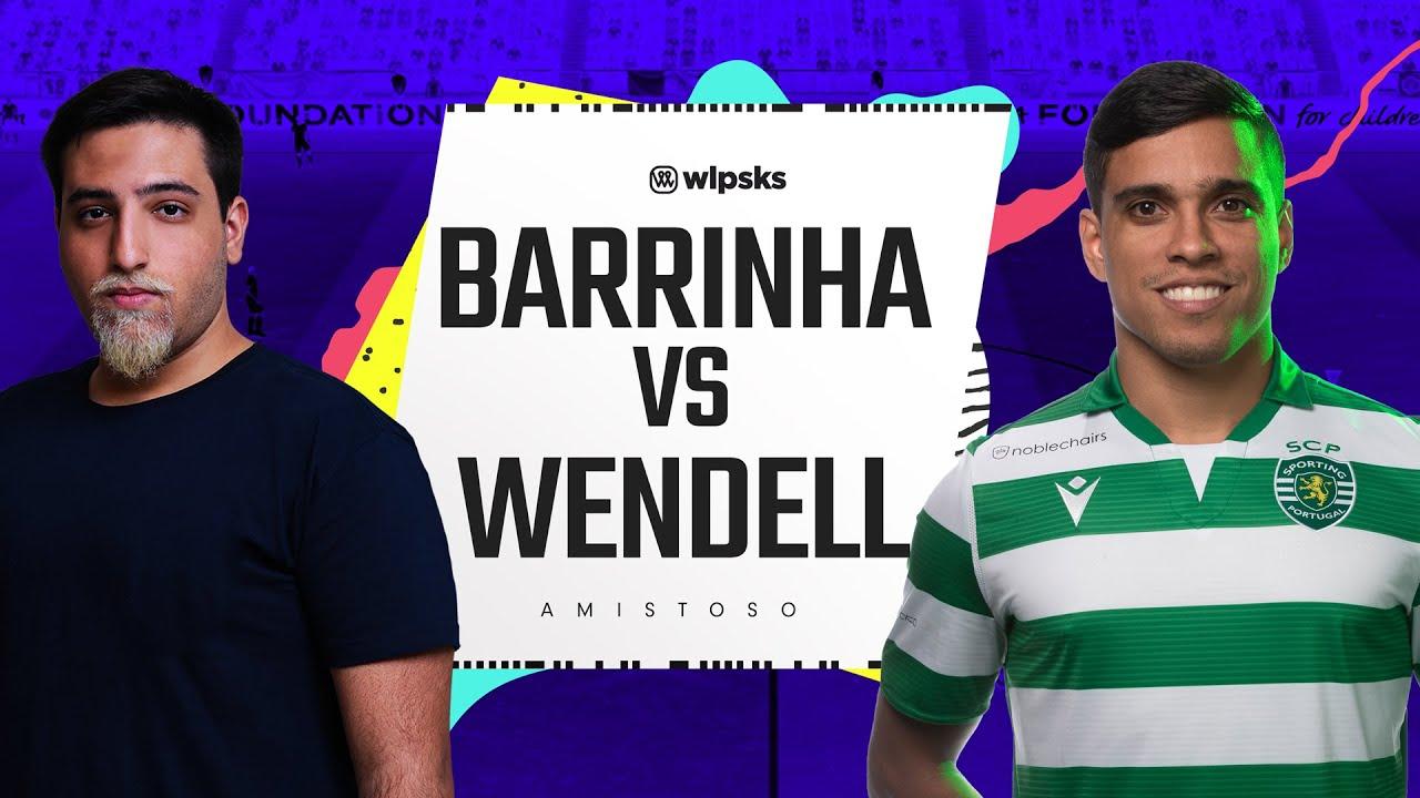 AMISTOSO COM BARRINHA | Wendell Lira
