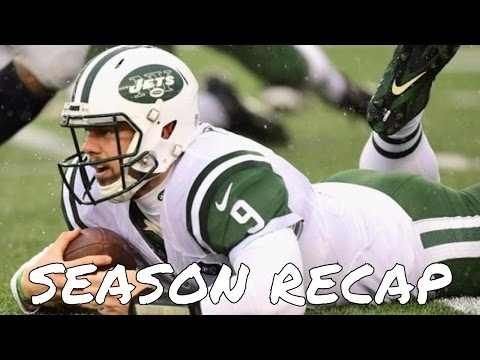New York Jets 2016 NFL Season Recap + 2017 Free Agency and Draft Preview