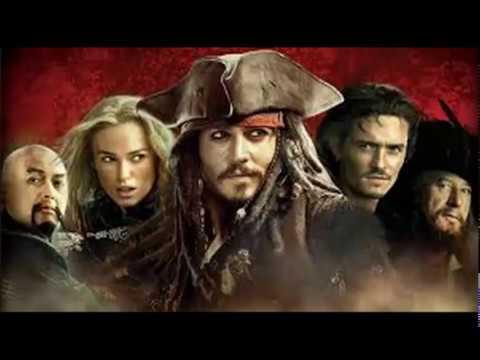 Música De Piratas Del Caribe En El Fin Del Mundo Youtube