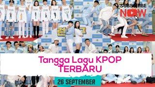 Tangga Lagu KPOP : Lagu Korea Terbaru 2019 Edisi  10   New K-POP Song - 29 September