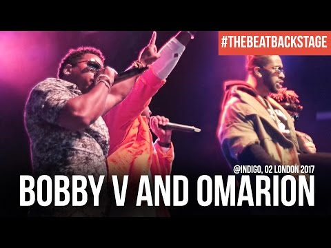 Bobby V and Omarion LIVE 2017 | Interviews & Exclusive footage | The BEAT Backstage