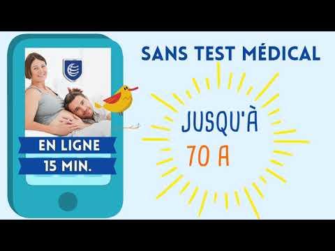Assurance Sans Test Médical