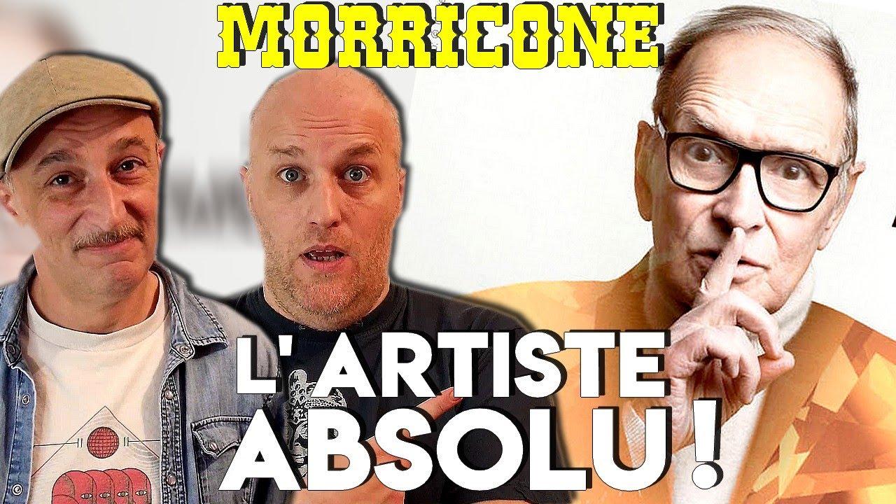 ENNIO MORRICONE : LA MUSIQUE ABSOLUE (analyse des BO inconnues) Feat. Manu