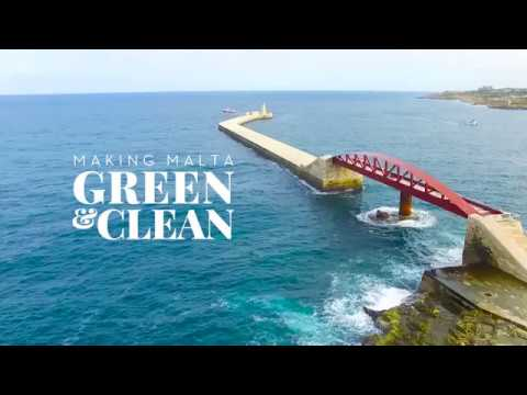 Making Malta Green & Clean - Recycling