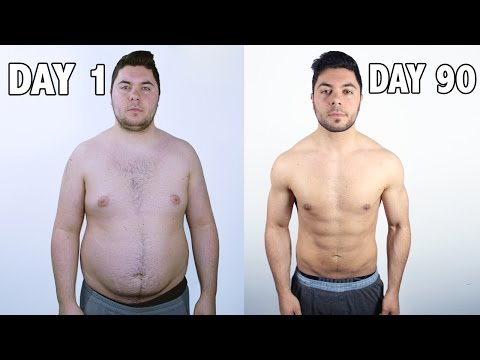 MY 90 DAYS BODY TRANSFORMATION ! | MA TRANSFORMATION PHYSIQUE EN 90 JOURS !