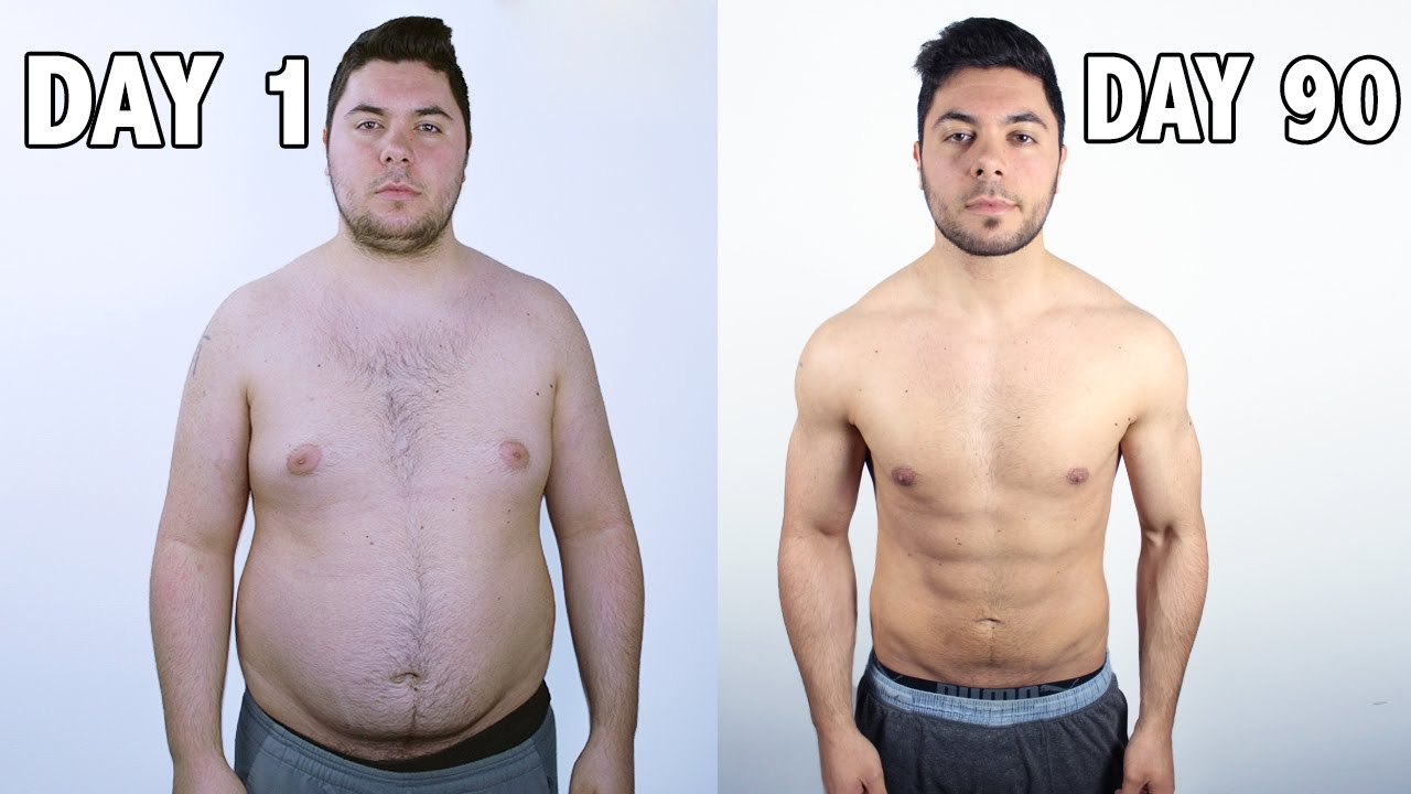 fouseytube weight loss day 1