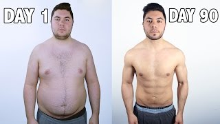 INCROYABLE TRANSFORMATION PHYSIQUE 90 JOURS / INCREDIBLE 90 DAYS BODY TRANSFORMATION