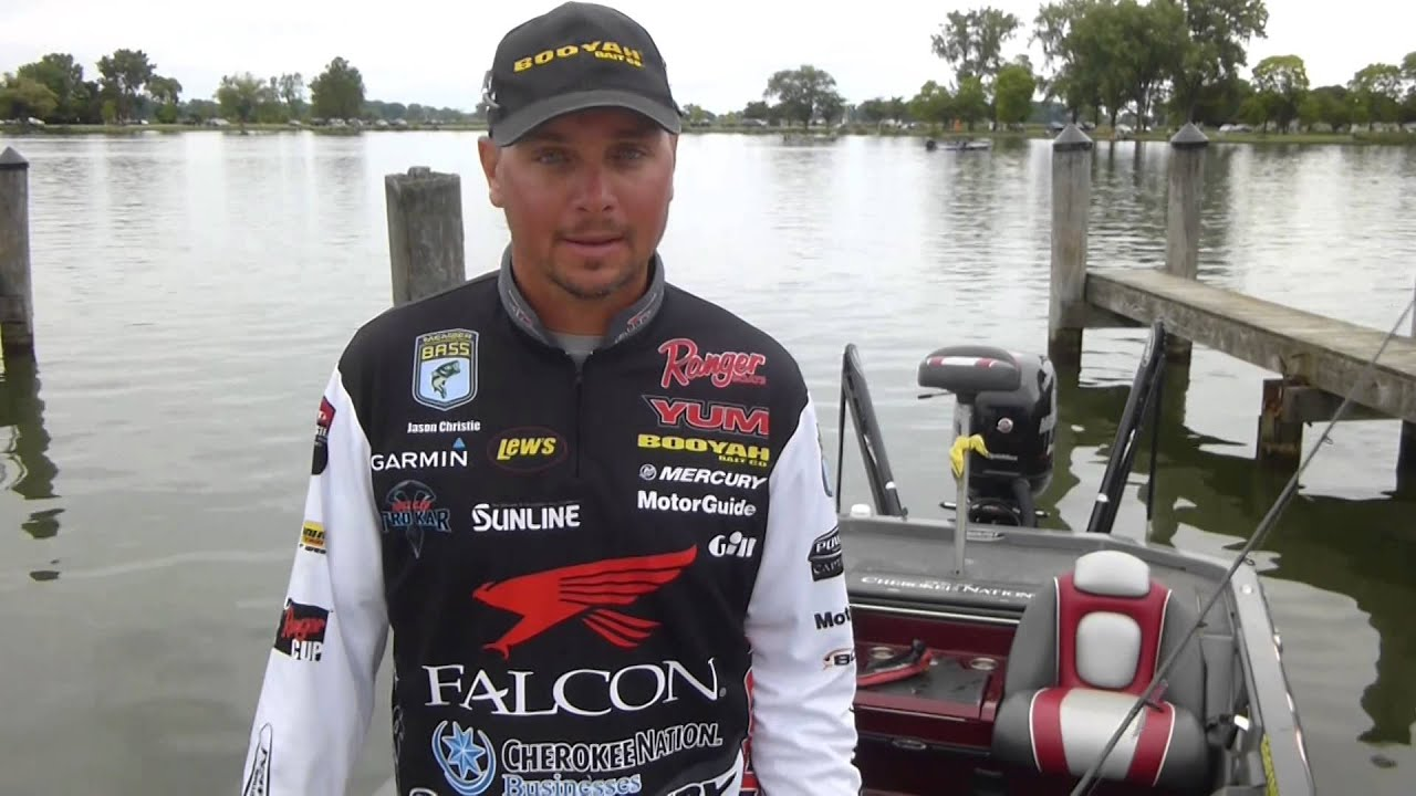 Jason Christie Lake St. Clair Recap - Day One