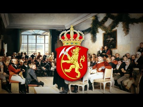 "Kingdom of Norway (1814-1820) National Anthem ""Norges Skaal"" (1771) +Eng Sub"
