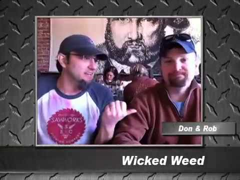 The Brew Mob Visits Wicked Weed