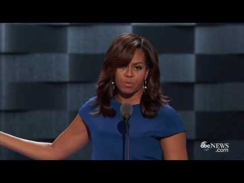 Michelle Obama's FULL Speech at the Democratic National Convention