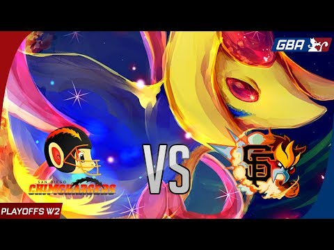 GBA S7 Semifinals Battle vs. San Francisco GiEnteis - Sound of Thunder is Cress-tal Clear At Nite