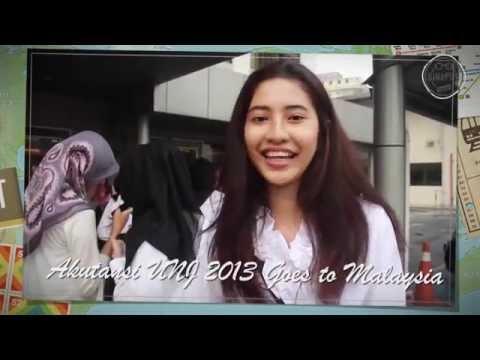 Jakarta State University (UNJ) 2013 Goes to Malaysia